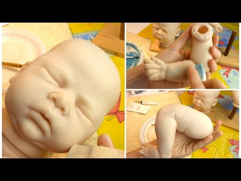 Creazione di una Bambola Reborn #1